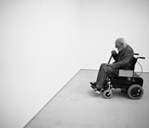 black,,,white,corner,empty,light,old,man,photo,room,tommy,forbes,weird,wheelchair,white-cc6db680dee1eebcc14026fe5fe1f83f_m