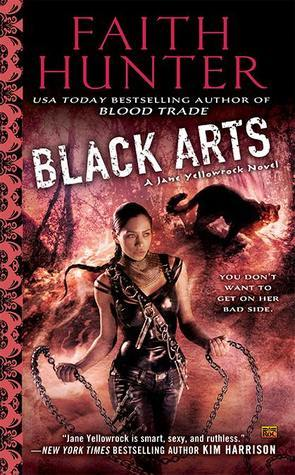 Black Arts by Faith Hunter