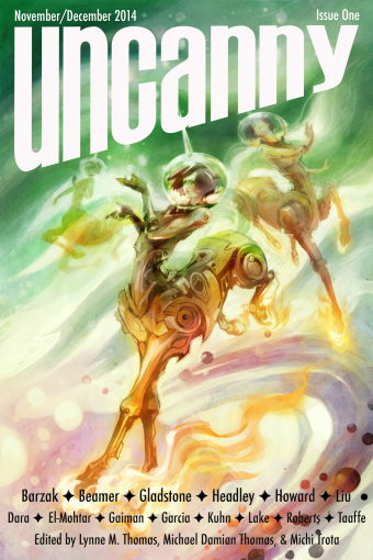 Amazing cover by Galen Dara