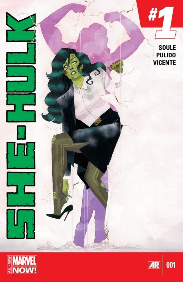 She-Hulk by Charles Soule
