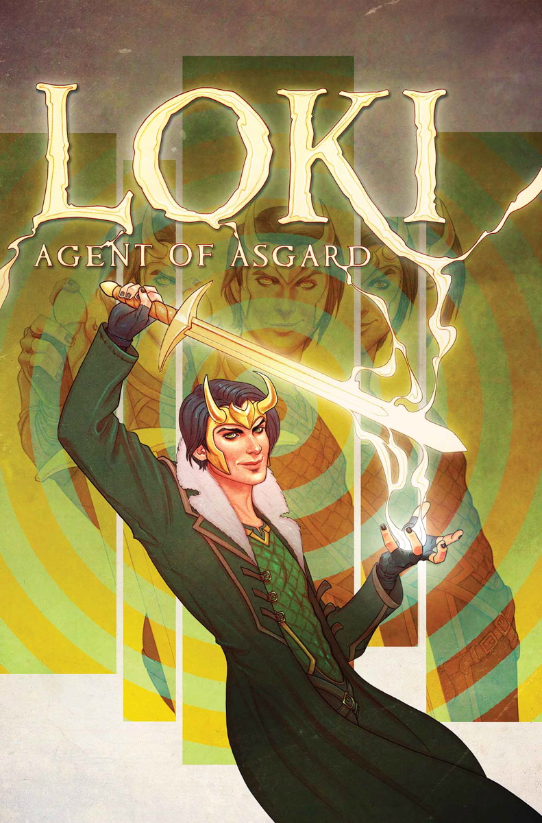 Loki: Agent of Asgard by Al Ewing