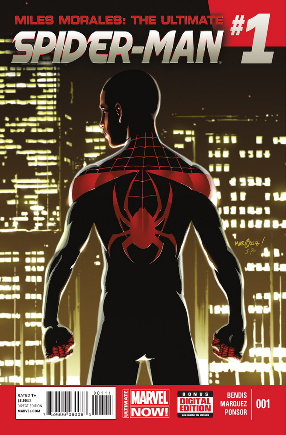 Miles Morales: Ultimate Spider-Man by Brian Michael Bendis
