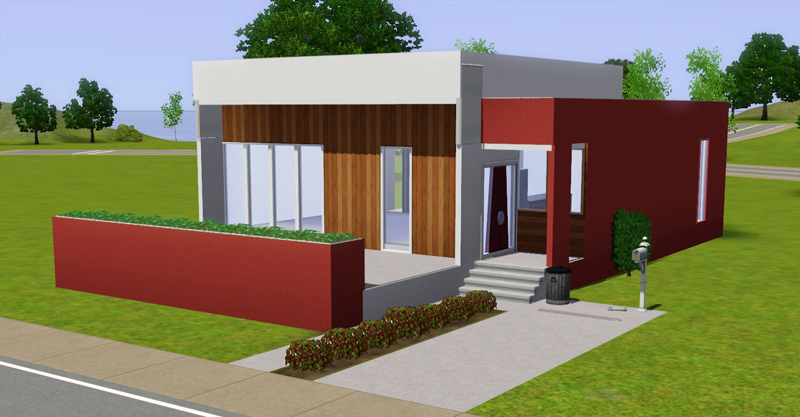 small house plans for sims 3 house design plans