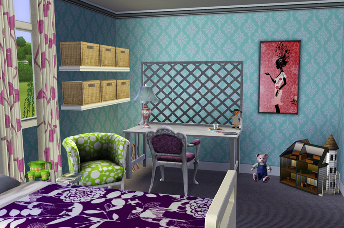 Gallery For Sims 3 House Interior Design