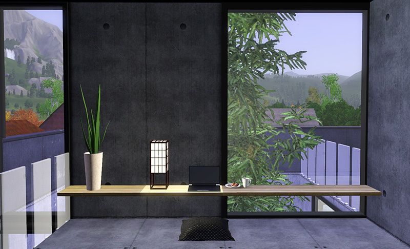 Modern House Sims 3. Sims House Plans House Sims House Plans With ...
